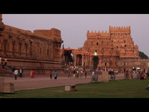 Great Living Chola Temples- Brihadeeswara temple
