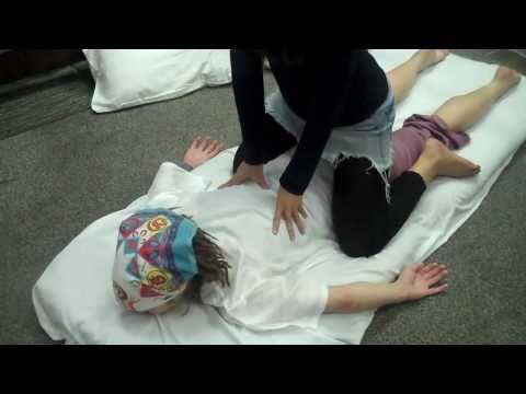 """Thai Massage Video 4"", Krausespa.com"