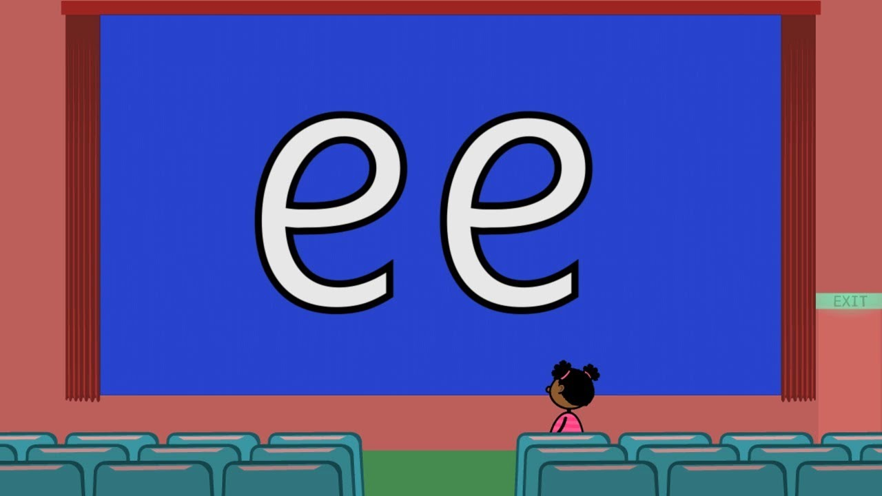 Phonics: The 'ee' sound [FREE RESOURCE] - YouTube