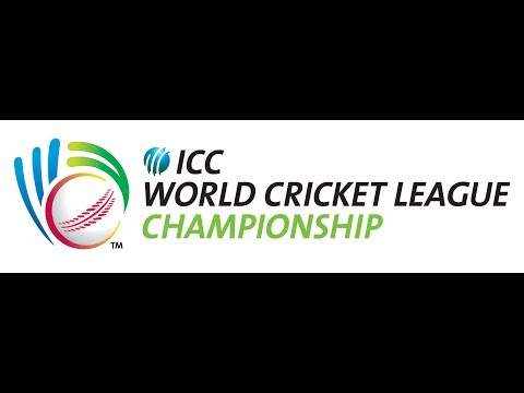 ICC World Cricket League 2017 - UAE vs Nepal