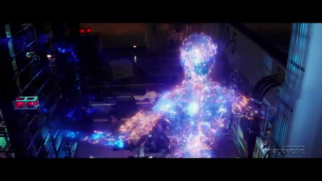The Amazing Spider Man 2 Dematerialization Shot Build