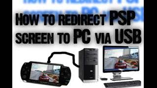 How to play PSP on your PC's screen (windows 10, 8, 7, xp, vista)