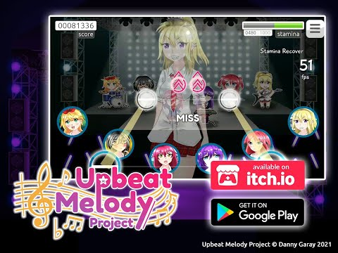 Upbeat Melody Project