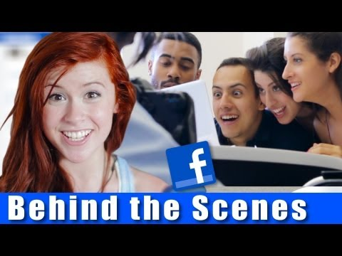 Facebook The Musical - BEHIND THE SCENES - YouTube