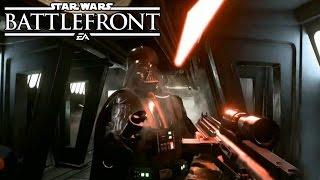 Star Wars Battlefront - Darth Vader Trailer @ 1080p HD ✔