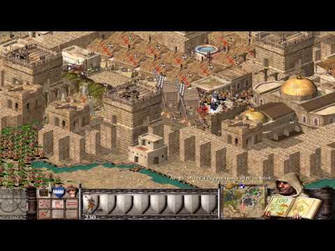 Was geht Abt?! #5 - Stronghold Crusader | Let's Play (German)