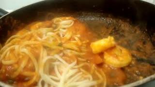 Receta de pasta italiana a mi estilo - Receta de salsa para pasta y pizza - La receta de la abuelita