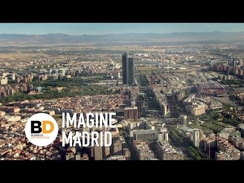 Madrid: The Premier Business Event City | Business Destinations