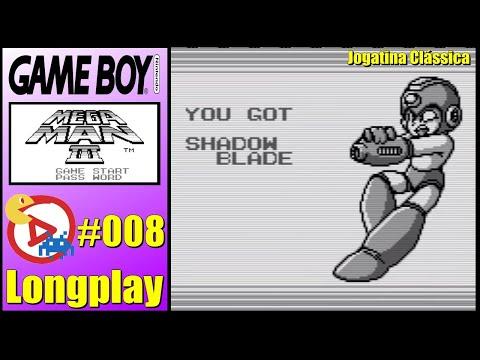 Game Boy Longplay Mega Man III