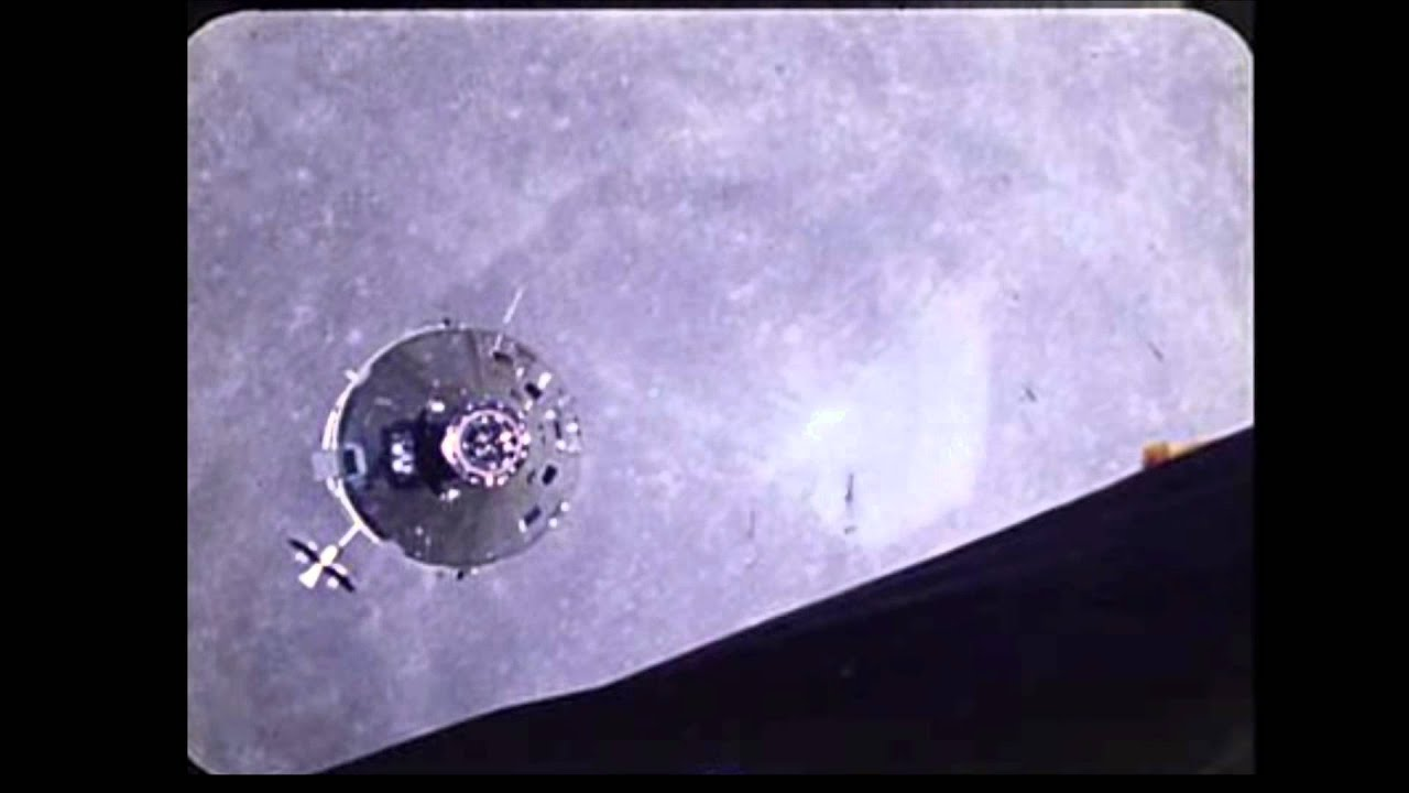UFO Apollo 16  retro  YouTube