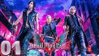 Devil May Cry 5 (01) - PROLOG