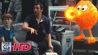 "CGI & VFX Breakdowns ""PIXELS Qbert Shot Breakdown"" - by Sony Imageworks"