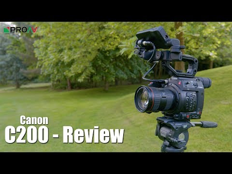 Canon EOS C200 - RAW Video at a More Affordable Price | planet5D