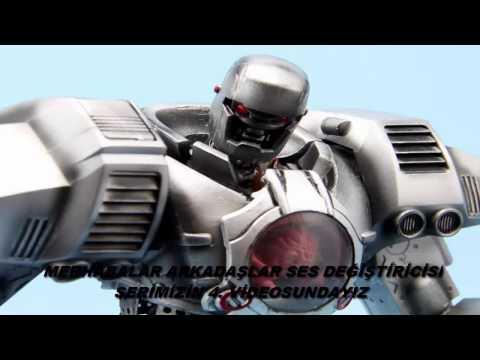 BÜYÜK ROBOT SESİ
