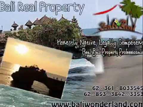 Most AFFORDABLE PROPERTY IN BALI -  LAND FOR SALE IN BALI for investment
