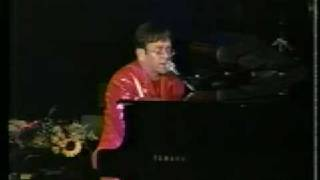 elton john can you feel the love tonight live at the greek theatre solo