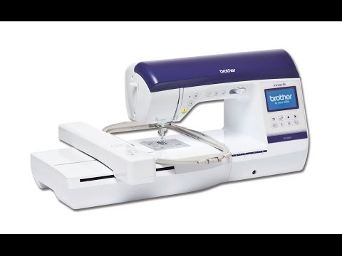 brother quattro 2 sewing embroidery machine overview. Black Bedroom Furniture Sets. Home Design Ideas