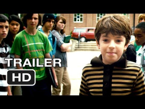 Jesus Henry Christ - Official Trailer #1 - Toni Collette, Michael Sheen Movie (2012) HD