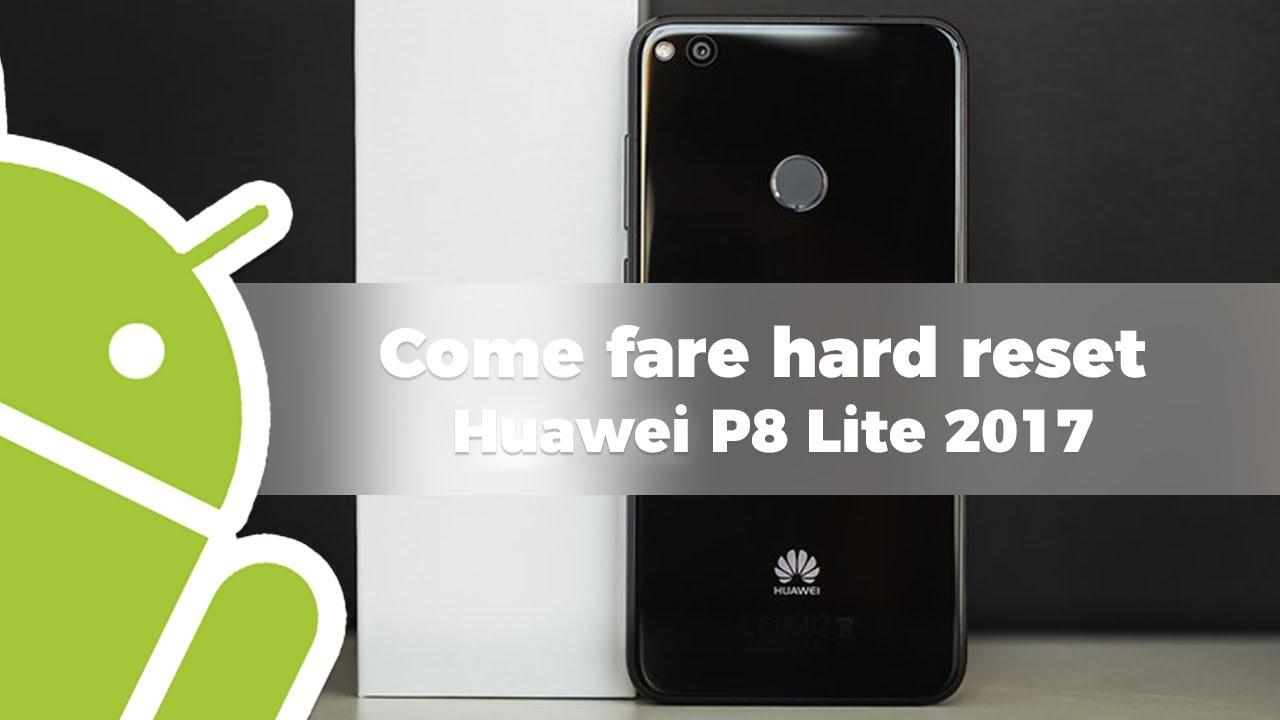 Dimenticata password del blocco schermo Huawei P8 Lite ...