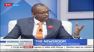 Kenyans are yet to learn from successive post-poll violence  | The Newsroom