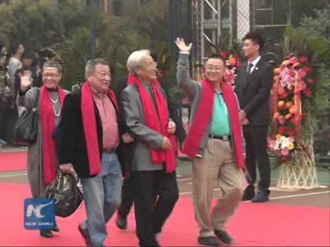 Beijing Film Academy, the cradle of 'Chinawood', marks 65th birthday