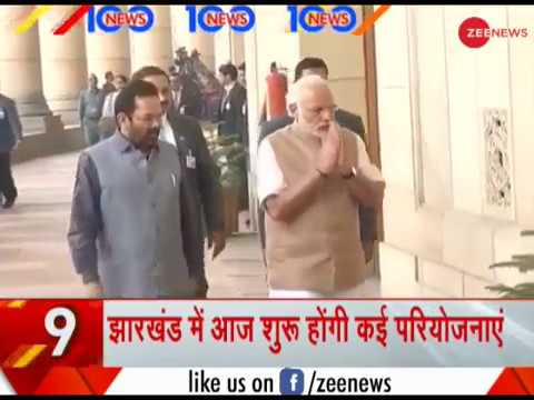 PM Modi to visit Jharkhand, lay foundation of projects worth Rs 27,000 crores