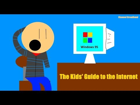 The Kids Guide to the Internet Review- Channel Broadband