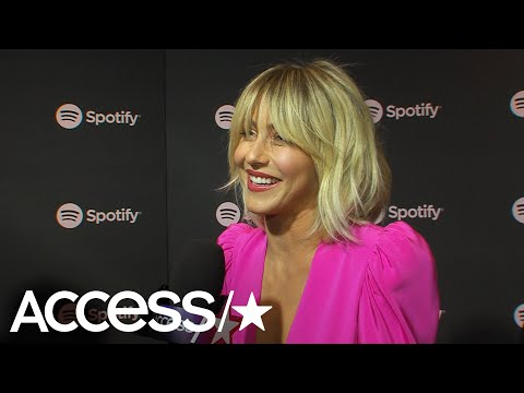 Julianne Hough Reveals She's Going To Write Music With Dolly Parton! Mp3