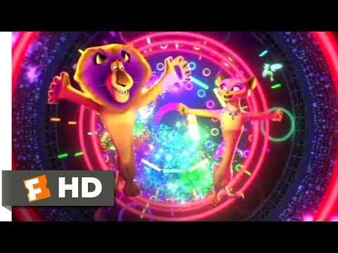 Madagascar 3 (2012) - Circus Fireworks Scene (9/10) | Movieclips