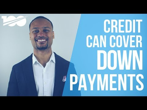 Use Credit To Cover Down Payment Costs
