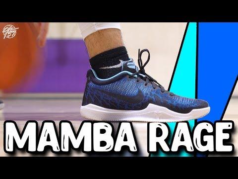 Nike Kobe Mamba Rage Performance Review!
