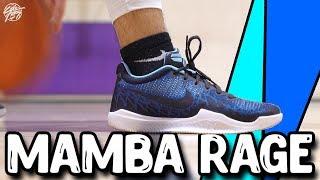 Nike Kobe Mamba Rage Performance Review