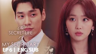 """I wanted to know how he'd treat other girls besides me"" [The Secret Life of My Secretary Ep 6]"