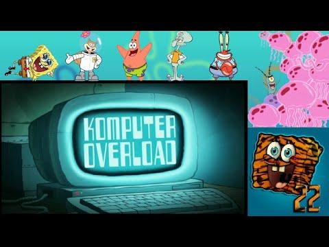 Spongebob Squarepants Review Komputer Overload Youtube