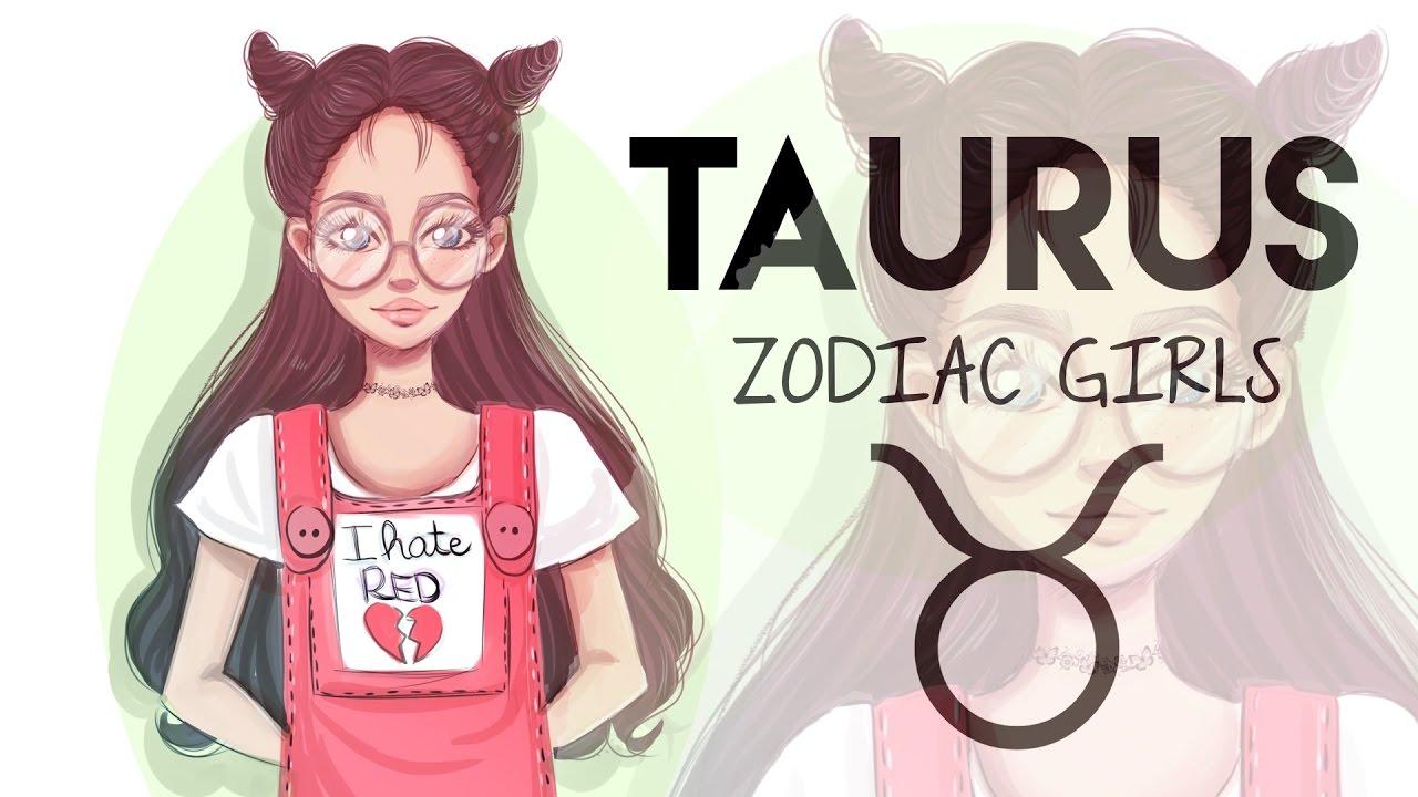 Zodiac Girls Taurus April 21 May 19 Youtube