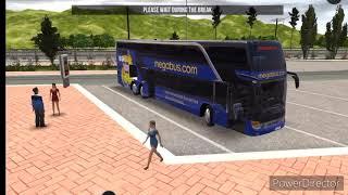 आचेन से गेल्सेंकिर्चेन टाइमलैप्स   Megabus.com सेट्रा एस 431 डीटी   बस सिम्युलेटर अल्टीमेट screenshot 4