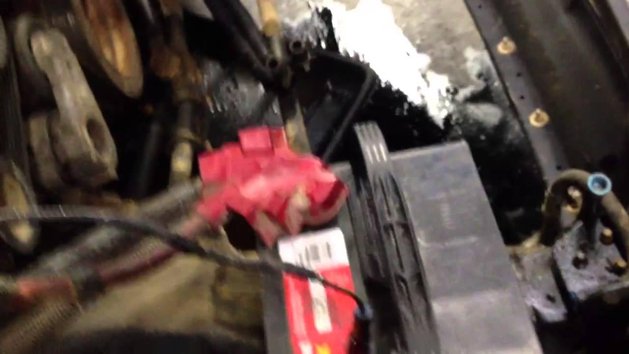 6 4 crank no start  Mpd s472 amd code p0232 - PowerStrokeArmy