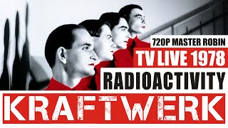 Kraftwerk - Radioactivity (Live On TV 1978 Paris)