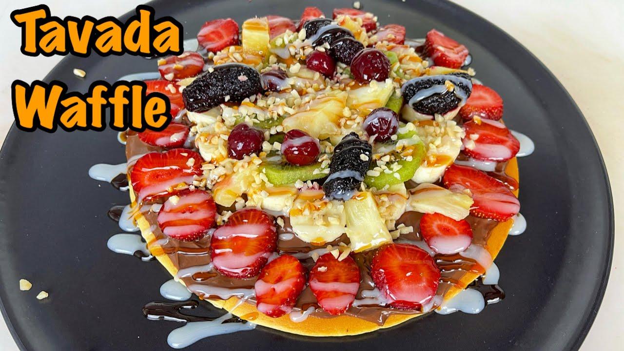 Evde Waffle Tavası İle Enfes Waffle Tarifi 😉