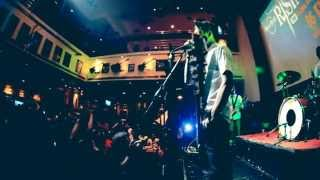 Snickers and The Chicken Fighter - Heroes (LIVE 27/02/12)