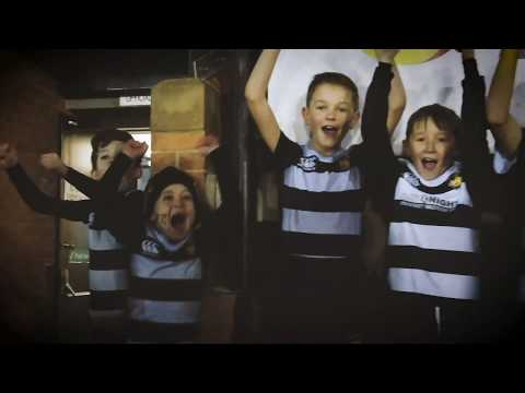 The five pillars of activity from Newcastle Rugby Foundation: Grassroots sports