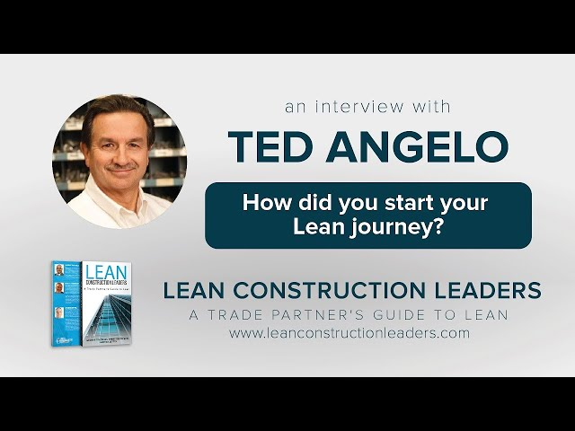 How did you start your Lean journey?
