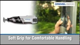 Dremel 8200 Multi Tool + Free Accessories