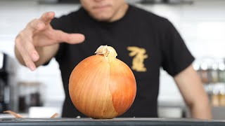 I Tried to Beat the RAW Onion Eating World Record