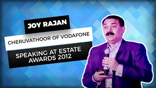 Joy Rajan Cheruvathoor of Vodafone