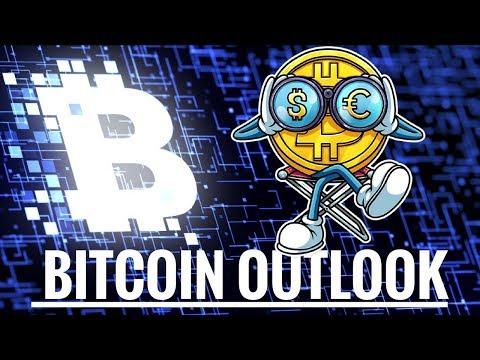 Bitcoin Outlook - Ascending Wedge