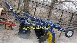 АГД-2.5 М причіпна, агрегатується з тракторами МТЗ/80-82