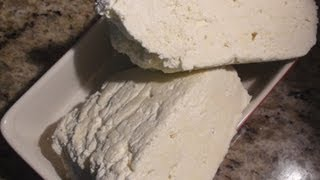 How To Make Paneer (indian Cottage Cheese) At Home