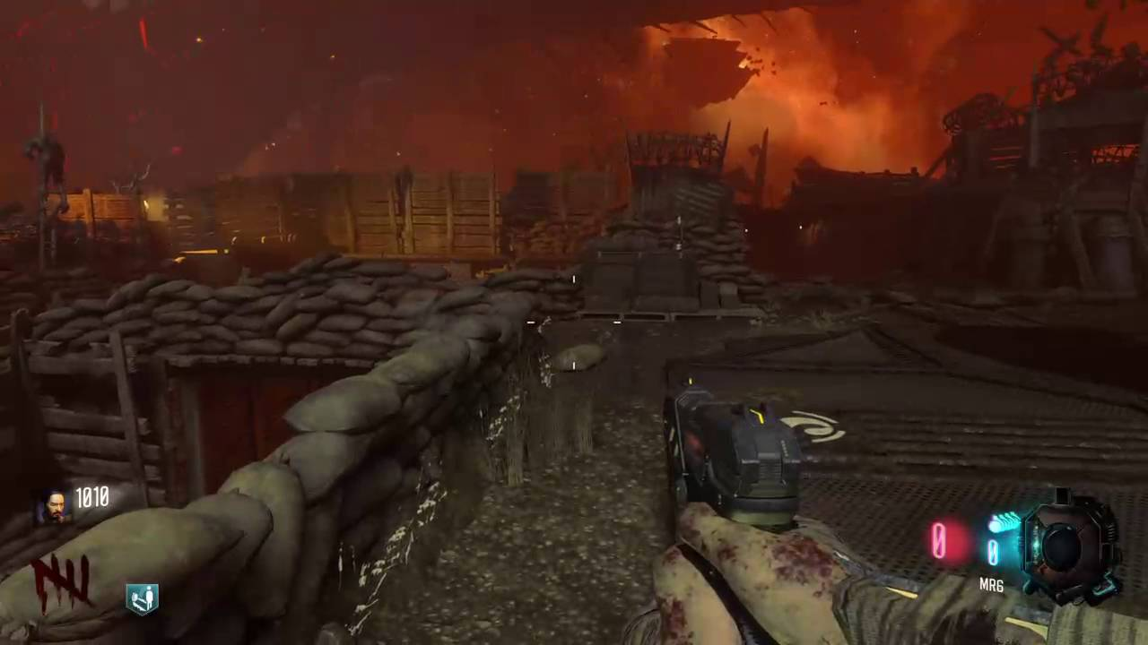 Call of duty zombies: Revelation High rounds 70++