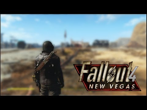 Fallout 4: New Vegas- The Ambitious Mod to Remaster New Vegas within Fallout 4